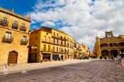 Plaza Mayor Square, Ciudad Rodrigo, Salamanca