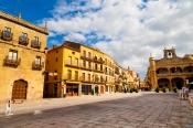 Plaza Mayor Square, Ciudad Rodrigo, Salamanca