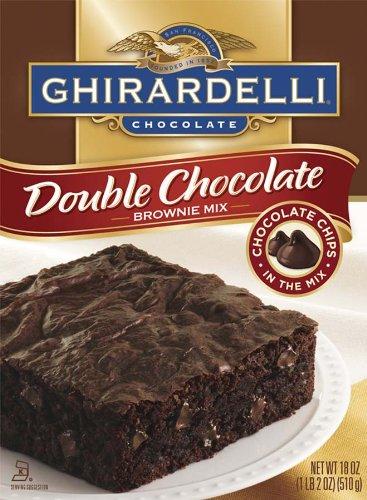 Cake Like Brownies Ghiradelli Mix
