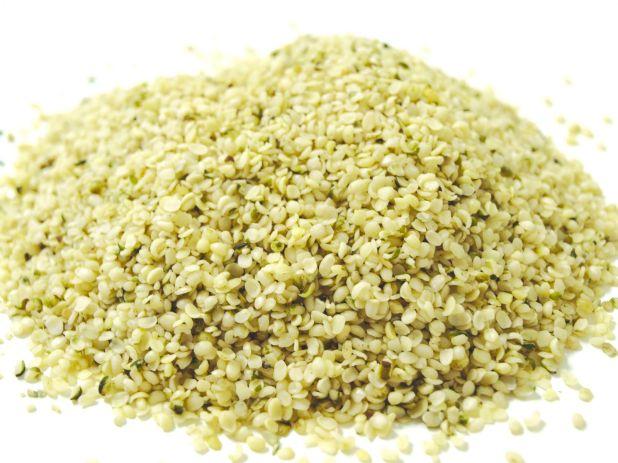 Shelled Hemp Seed