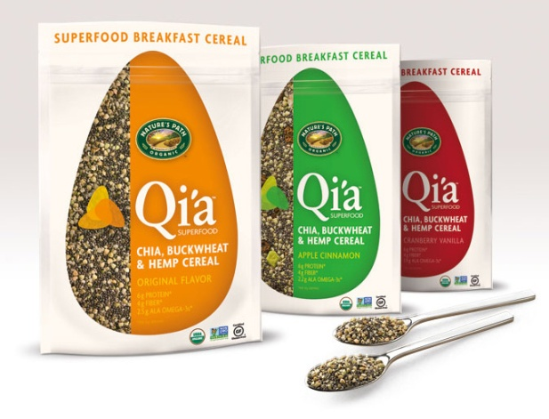 Qia cereal