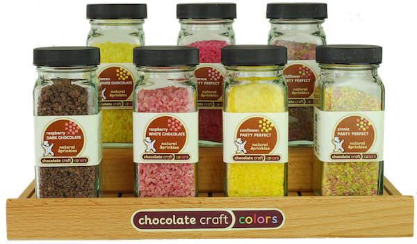 Natural Food Colors, Sprinkles, and Sparkles | Paddock Post