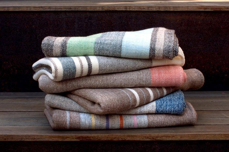 hand woven merino wool blankets paddock post. Black Bedroom Furniture Sets. Home Design Ideas