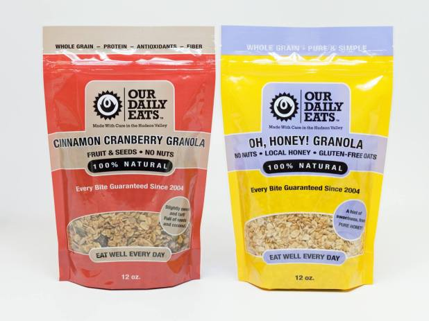 Our Daily Eats Granola
