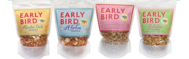 early bird foods granola