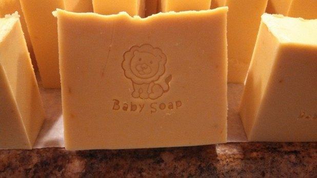 Baby Lion Soap