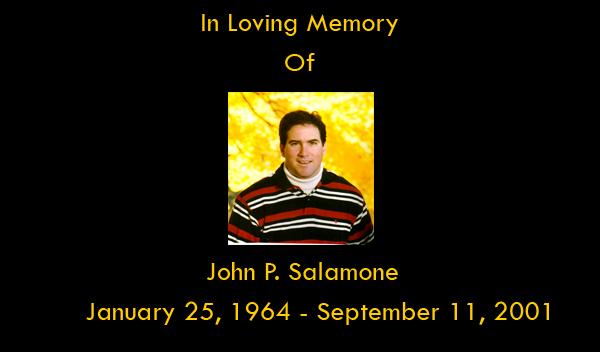 John P Salamone