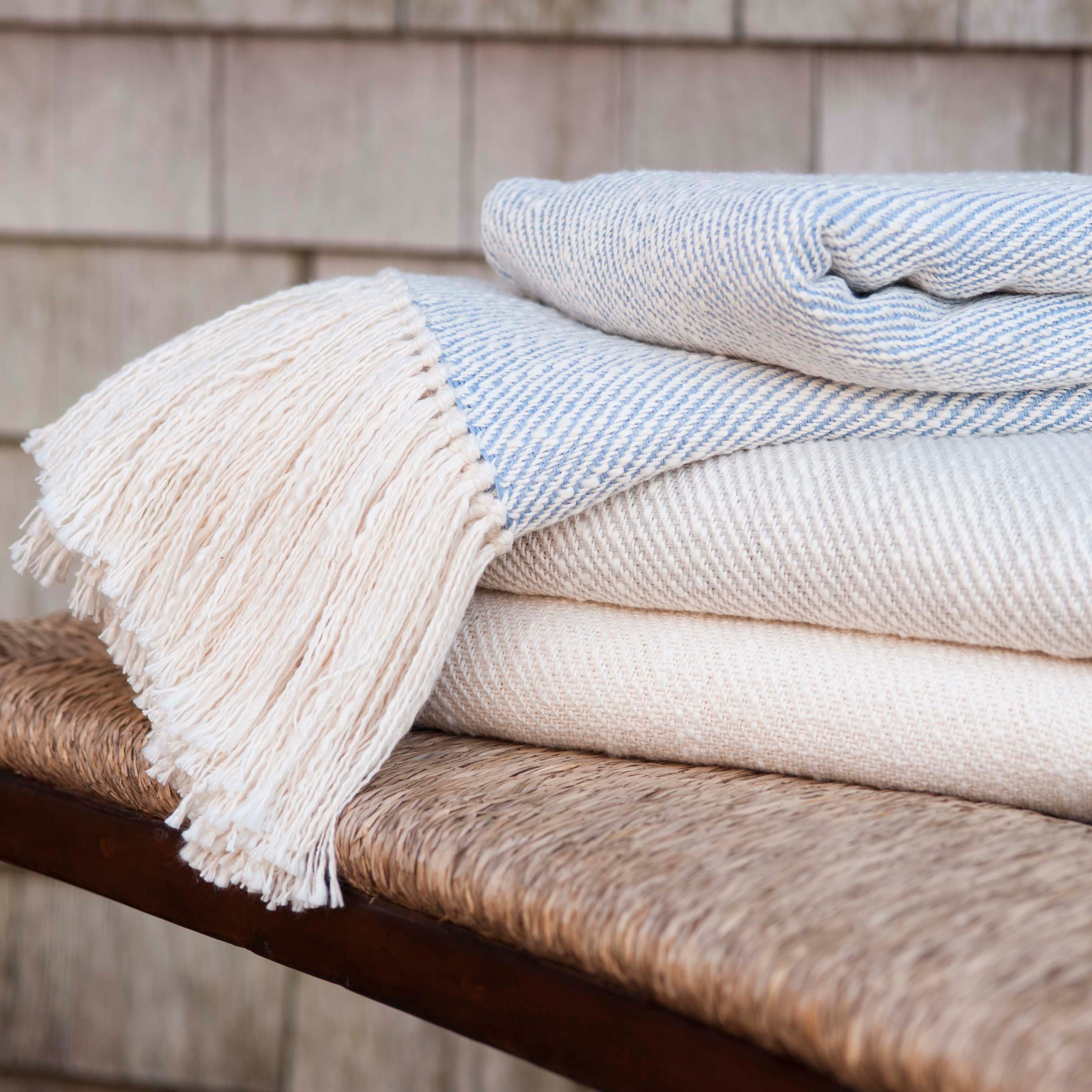 Luxury Throws, Coverlets & Blankets | Scandia Home.
