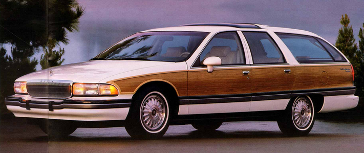 bring back the buick roadmaster estate wagon, please! | paddock post