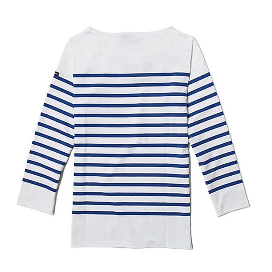 The st james nautical breton shirt paddock post for St james striped shirt