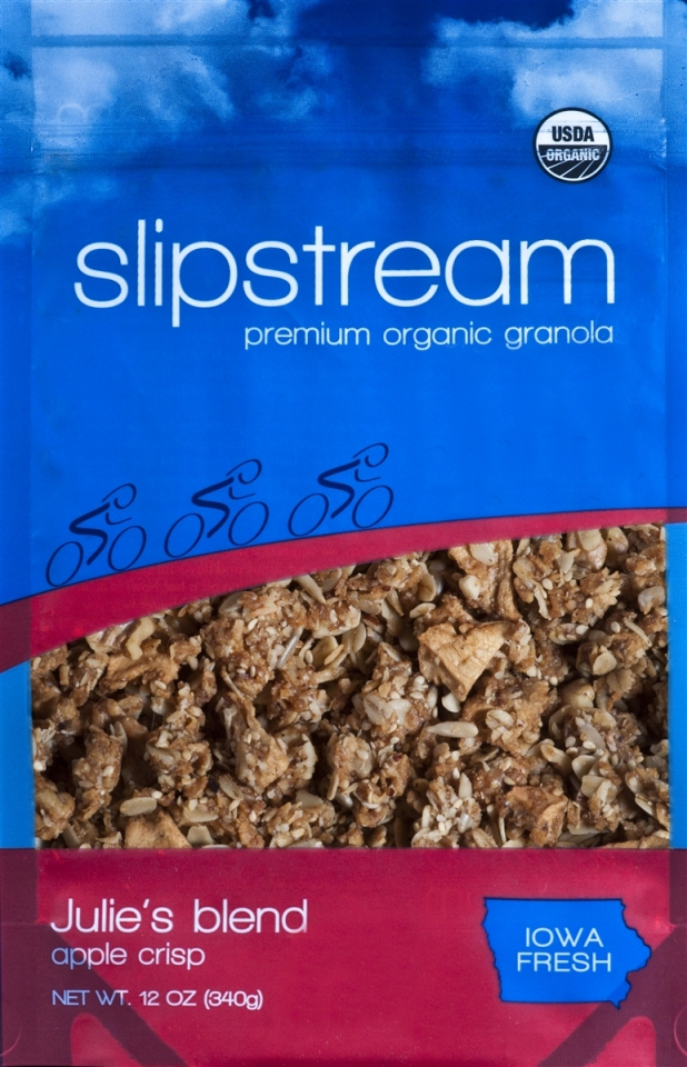 Slipstream_Organic_Granola _Julie's_Blend