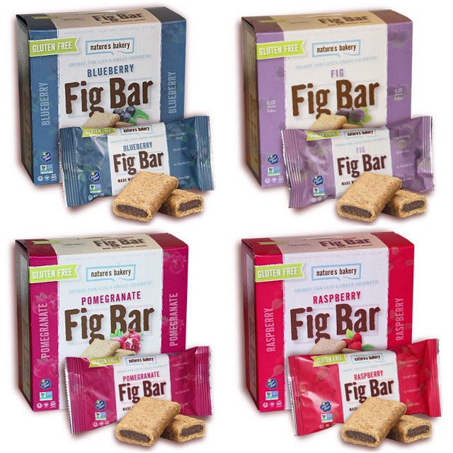 Nature S Bakery Pomegranate Fig Bar Calories