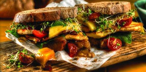 Earth_Bistro_Cafe_Roasted_Vegetable_Panini