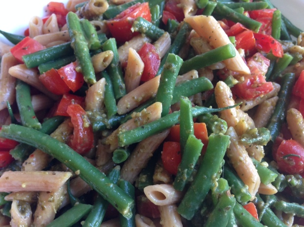 Penne_With_Green_Beans_and_Tomatoes