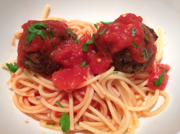 Mushroom_Meatballs_with_Spaghette