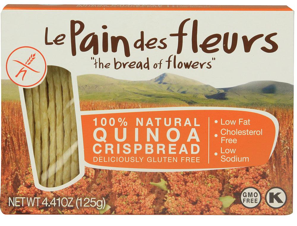 Le pain des fleurs crispbread paddock post for Les fleur