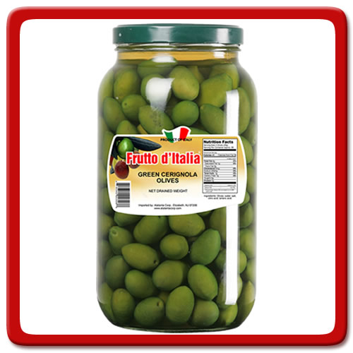 frutto_d_italia_green_cerignola_olives_4.2_lbs