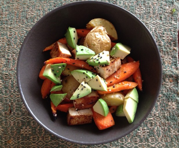 Tofu-Potato_Carrot_Bowl