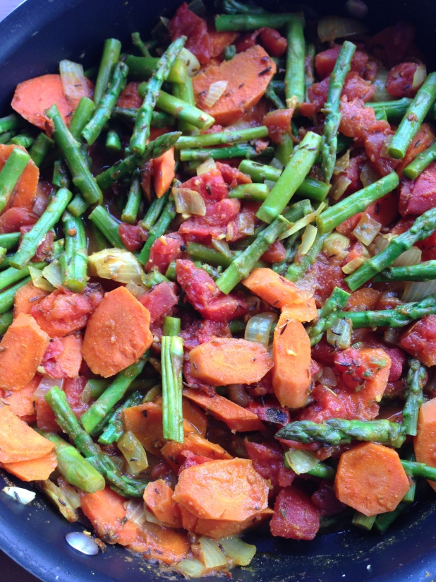 Asparagus_Carrot_Masala_with_Quinoa