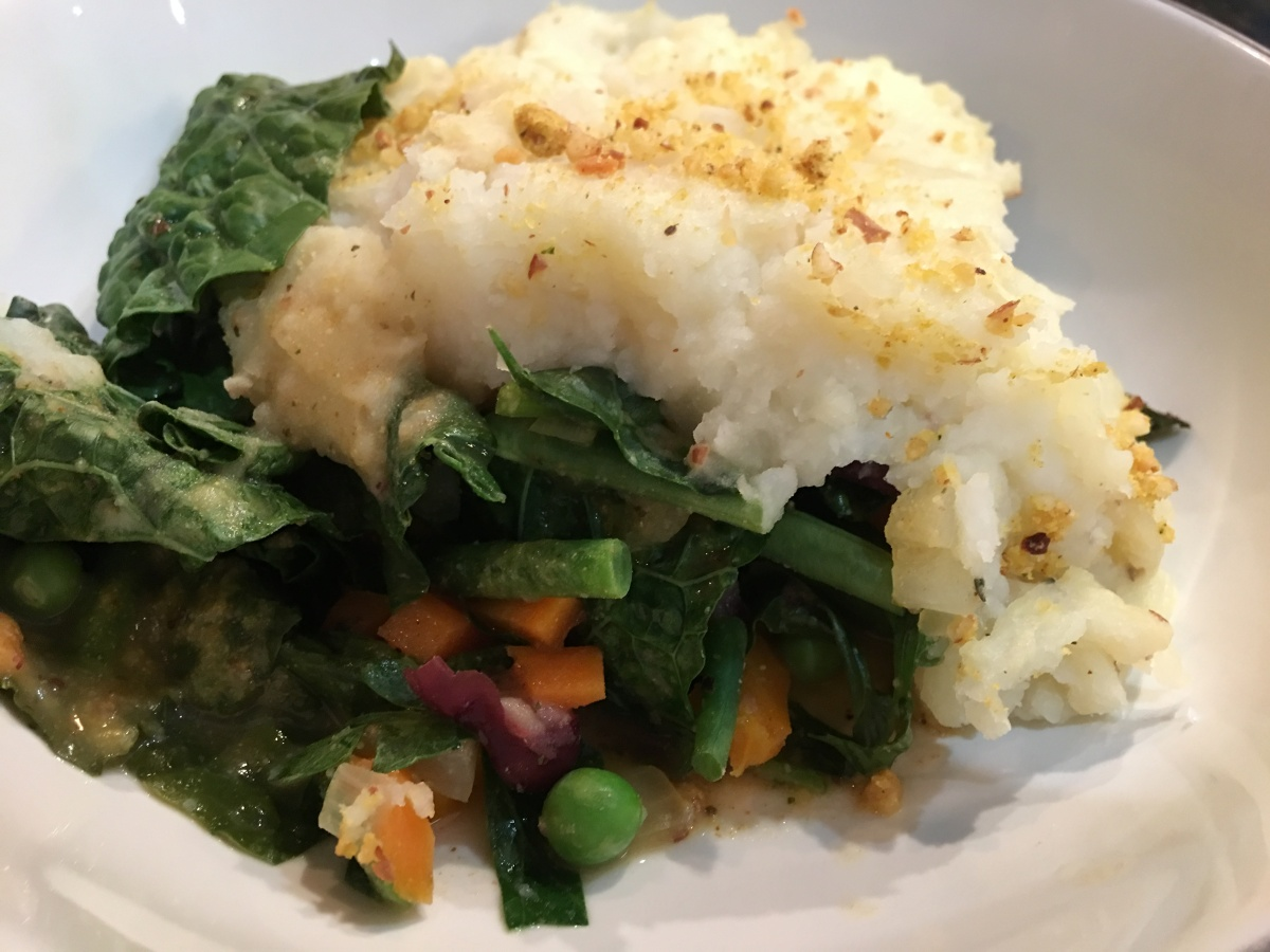 Shepherd's Pie (Vegan)